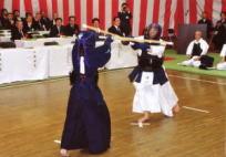 2012年1月17日警視庁総務部武道始(写真右)